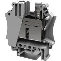 Průchodková svorka šroubovací Degson PC35-01P-11-00AH, 15.2 mm, šedá, 1 ks