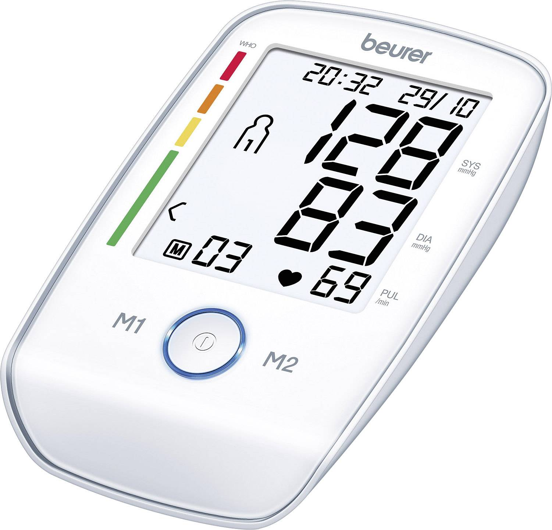 Zdravotnícky tlakomer na rameno Beurer BM 45 658.06