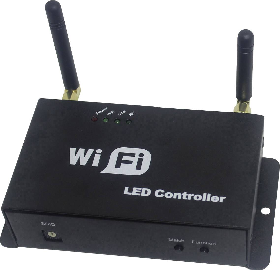 LED stmívač ledxon WLAN LED Controller 288 W 2.4 GHz 107 mm 65 mm 55 mm