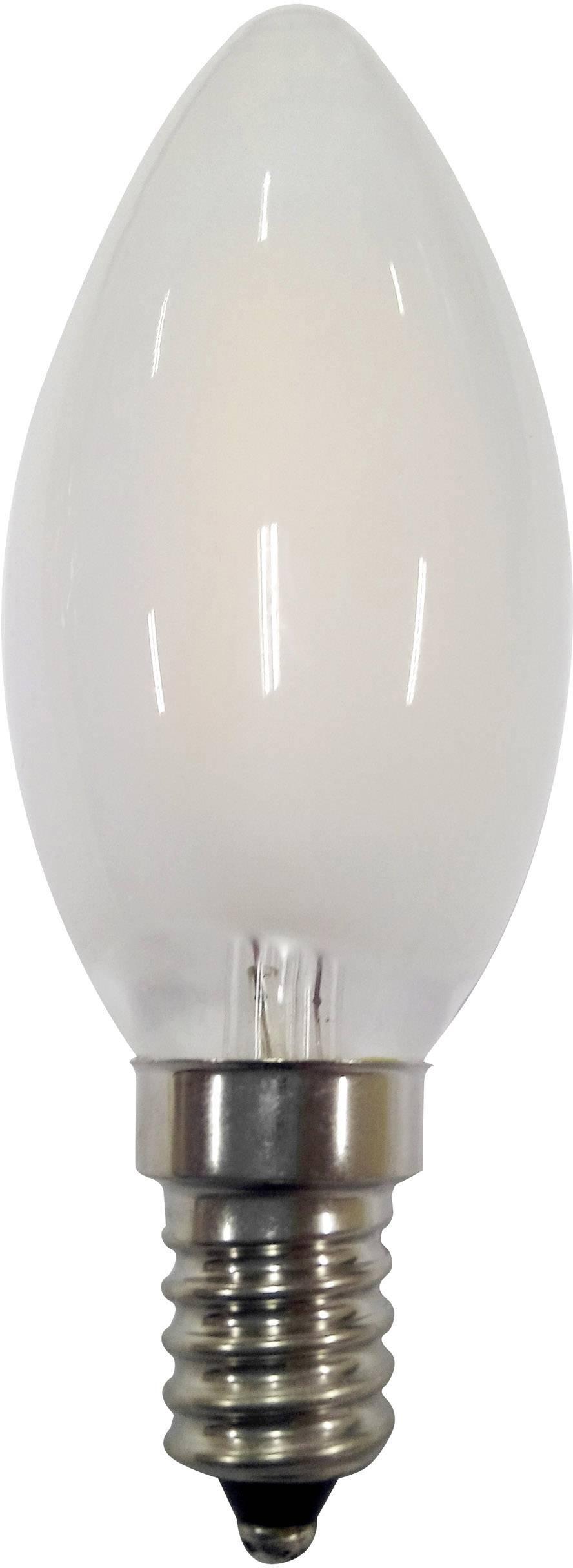 LED žiarovka Segula 60474 230 V, 2 W = 25 W, teplá biela, A++, vlákno, 1 ks