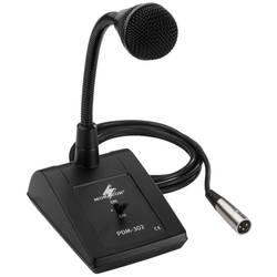 Monacor PDM-302 stolní mikrofon ELA