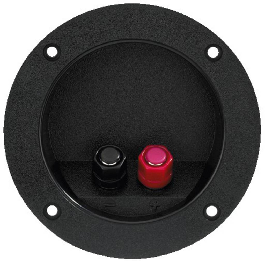 Skrutkovací reproduktorový konektor Monacor ST-960