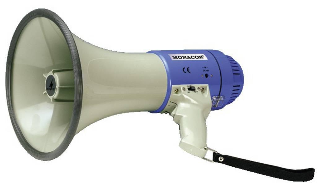 Megafon Monacor TM-25, 25 W