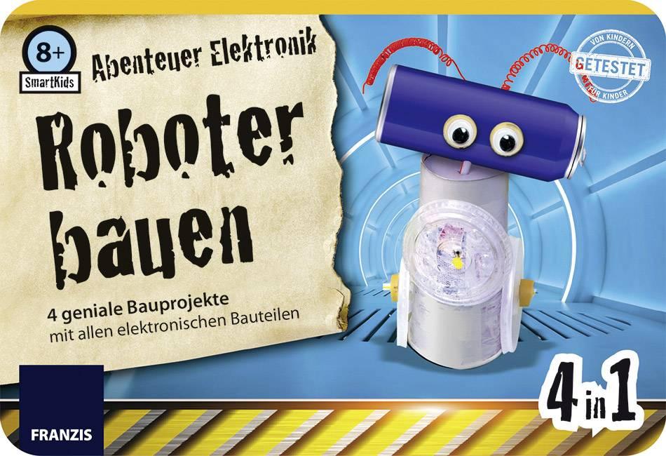 Stavebnice robota Franzis Verlag Franzis 978-3-645-65251-3, od 8 let