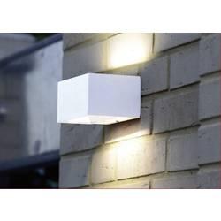 Venkovní nástěnné LED osvětlení ECO-Light Gemini 1891S WH, 9 W, studená bílá, bílá