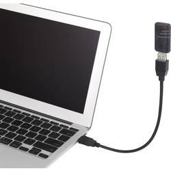 USB prodlužovací adaptér s husím krkem Renkforce, 0, 16 m