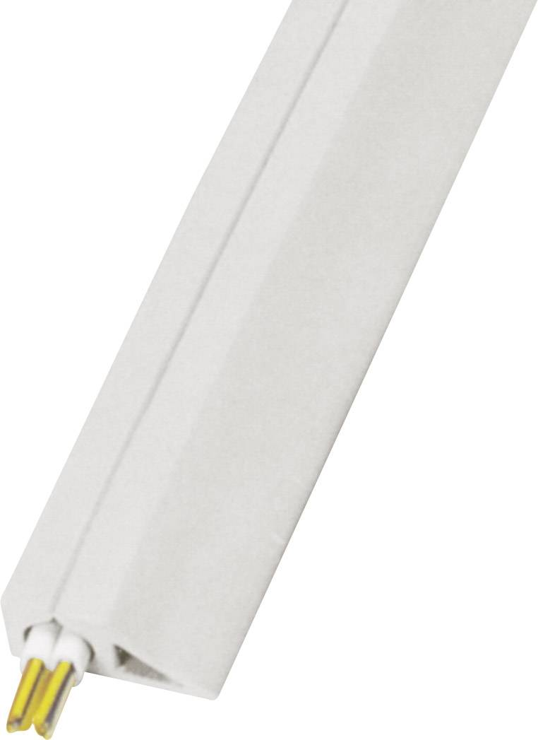 Káblový mostík Vulcascot 26302126 SNAP TOP LB, (d x š x v) 4500 x 60 x 10 mm, sivá, 1 ks