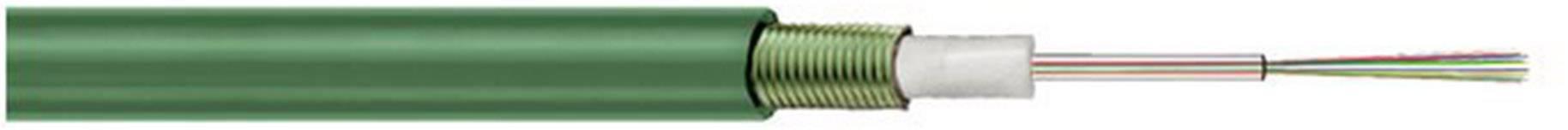Skleněné vlákno LAPP HITRONIC HUW1500 12 G 50/125 OM3 27500312, zelená, 1000 m