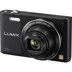 Digitální fotoaparát Panasonic DMC-SZ10EG-K, 16 MPix, Zoom (optický): 12 x, černá