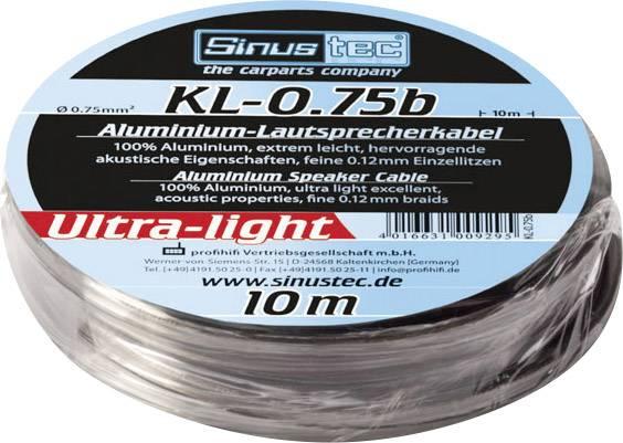 Sada káblov SinusTec KL-0,75b, 14092, 0,75 mm², 10 m