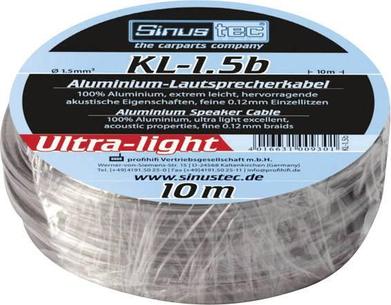 Sada káblov SinusTec KL-1,5b, 14070, 1,5 mm², 10 m