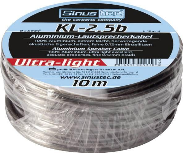 Sada káblov SinusTec KL-2,5b, 14071, 2,5 mm², 10 m