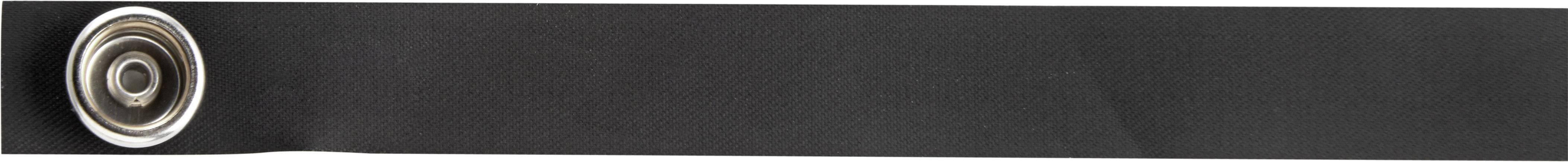Kontaktní páska pro polobotky Wolfgang Warmbier 1 ks, černá