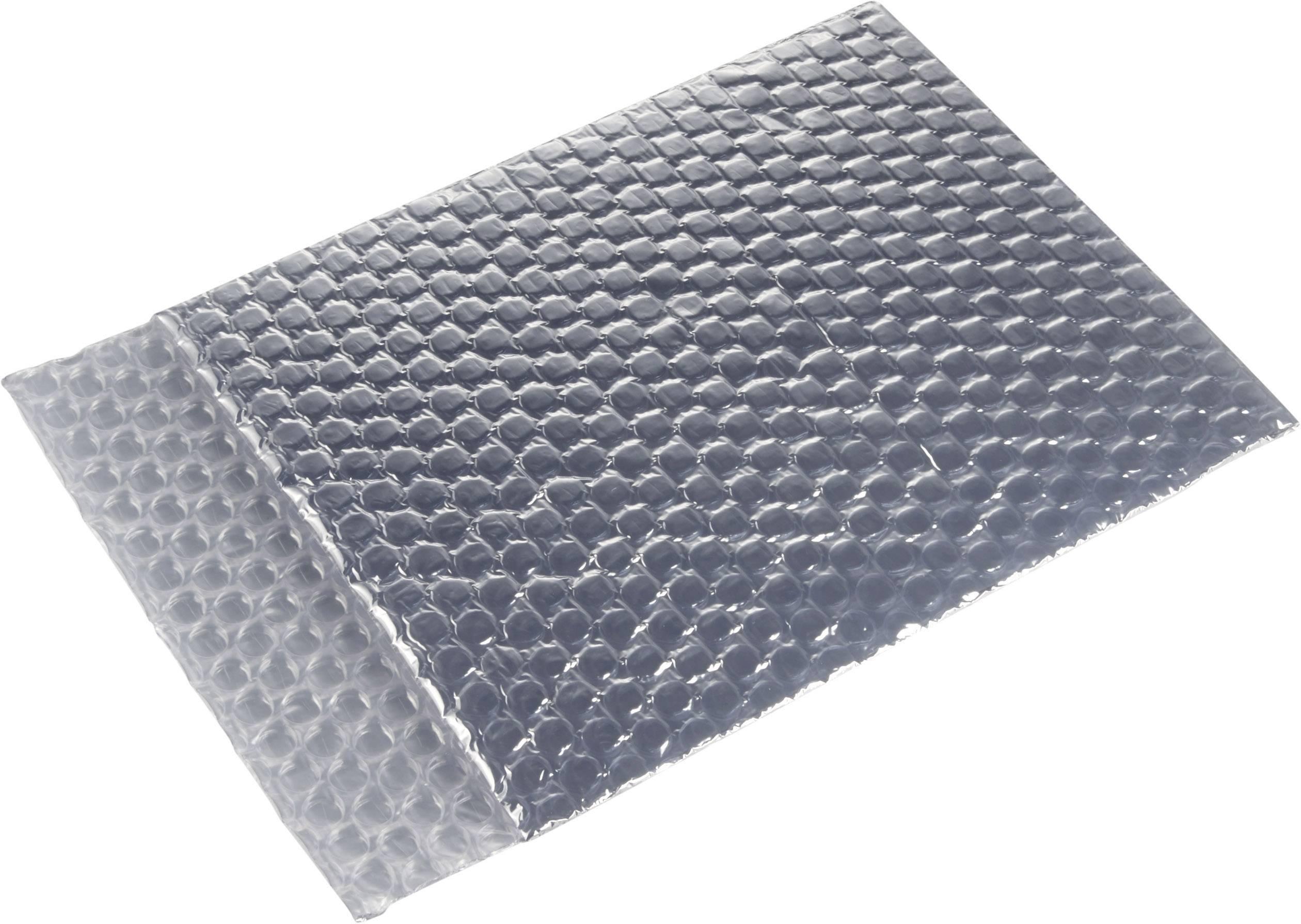 ESD bublinková fólie Wolfgang Warmbier 3351.0810, (d x š) 200 mm x 250 mm, odstíněný