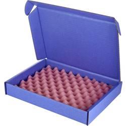 ESD krabica 5510.904.A20 5510.904.A20 Wolfgang Warmbier 5510.904.A20, (d x š x v) 250 x 191 x 38 mm, modrá
