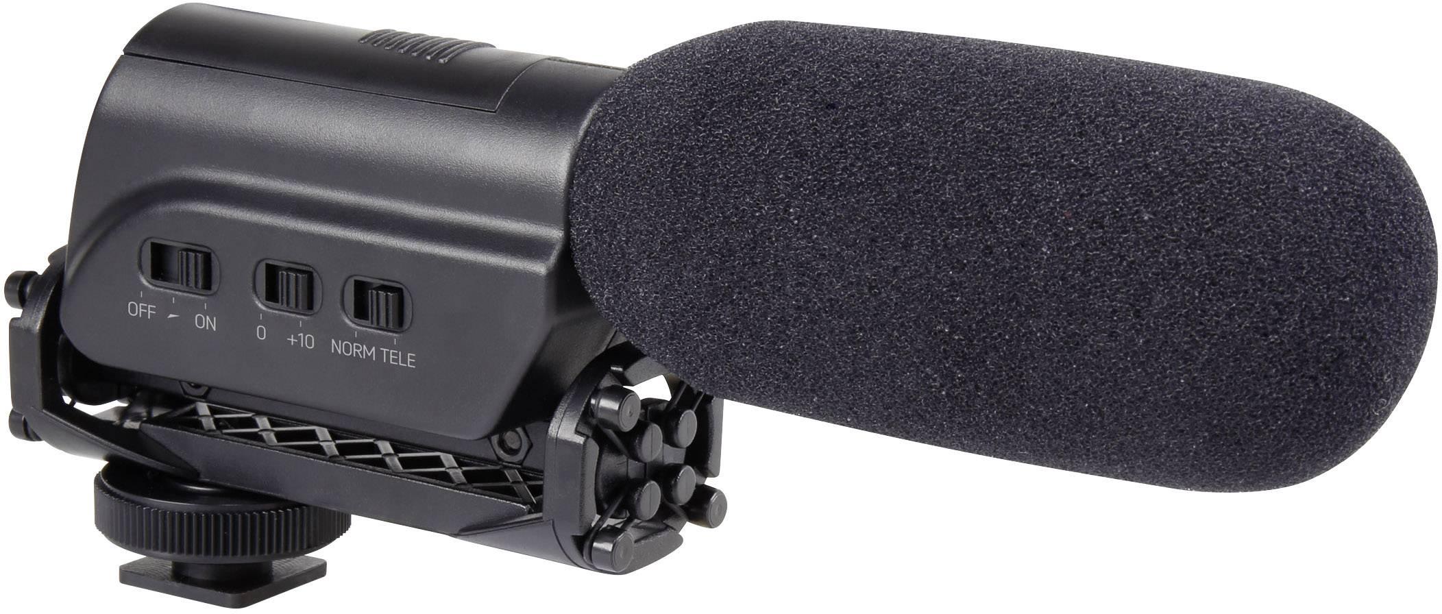 Kamerový mikrofón RENKFORCE CCM-286