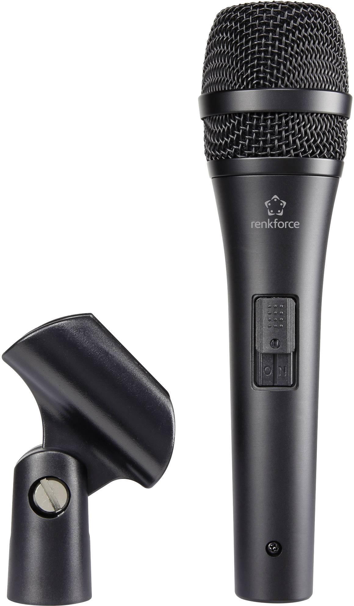 Vokálny mikrofón RENKFORCE AVL2700