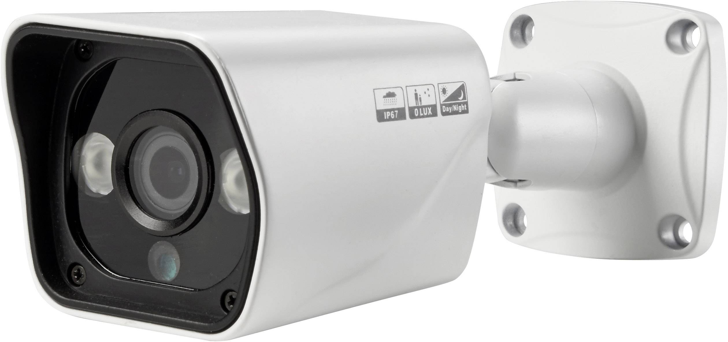 Bezpečnostná kamera Luxview HDA-280B, 3,6 mm