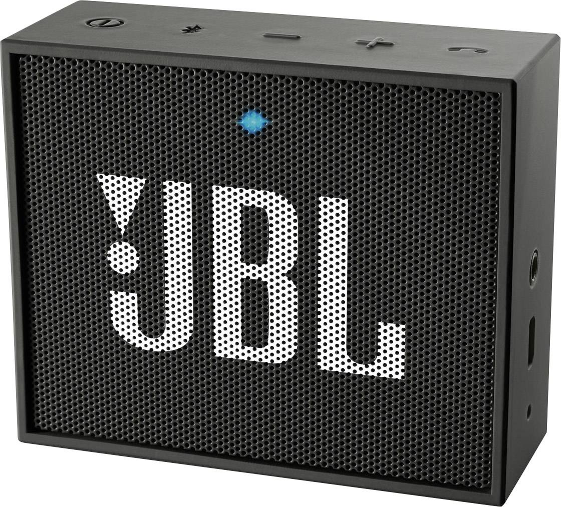 Bluetooth® reproduktor JBL Harman Go, čierna