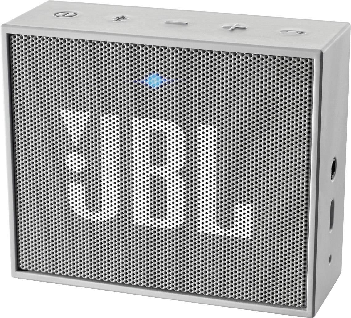 Bluetooth reproduktor JBL GO sivá