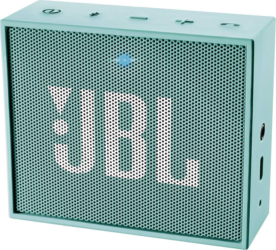 Bluetooth reproduktor JBL GO tyrkysová