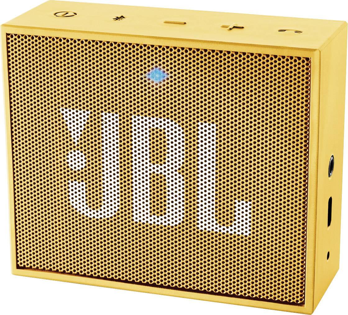Bluetooth® reproduktor JBL Harman Go, žlutá