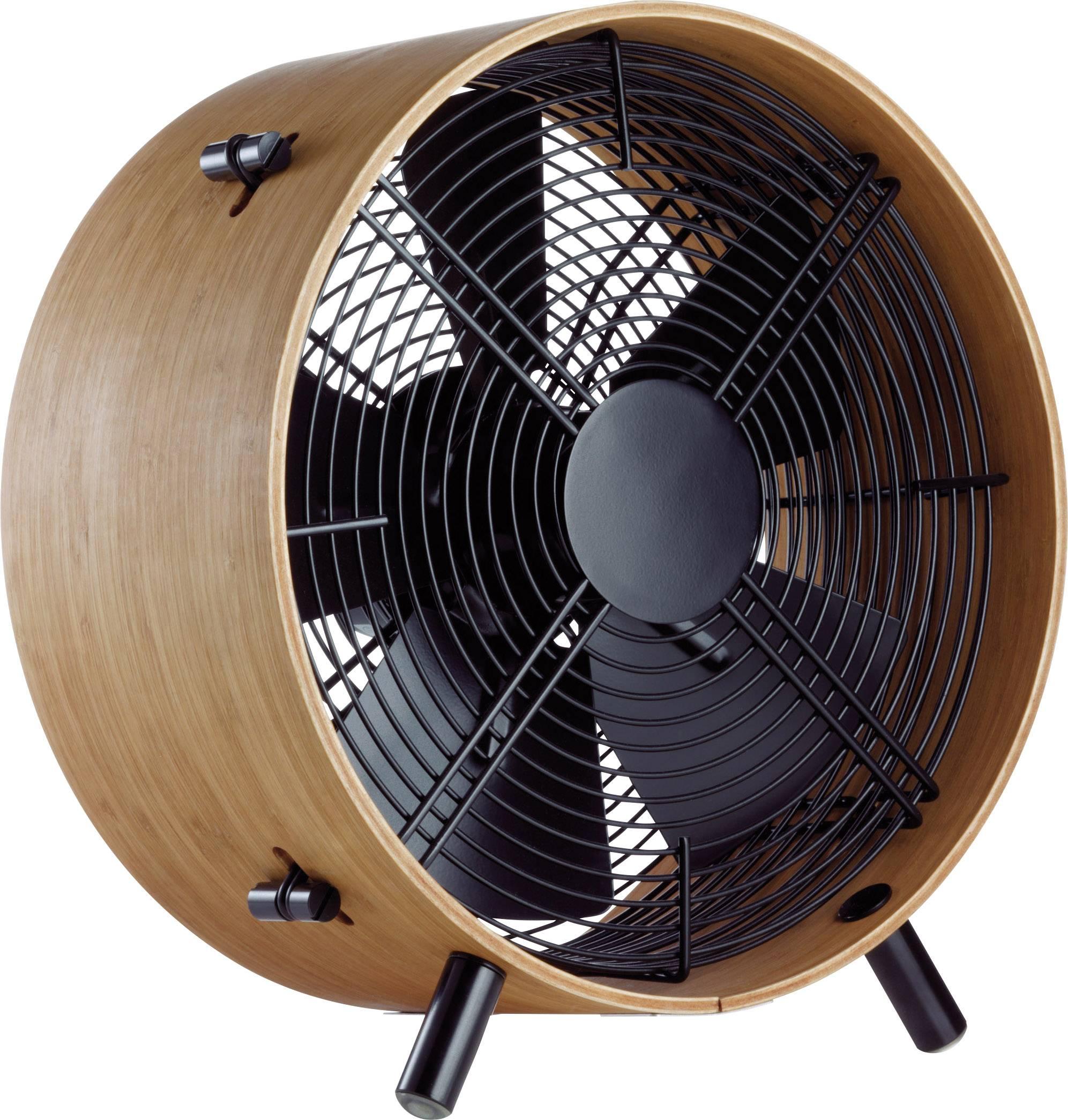 Podlahové, stolní ventilátory