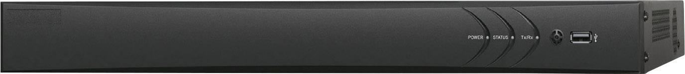 Sieťový IP videorekordér (NVR) pre bezp.kamery Roline RNR0216P 21197305, 16-kanálový
