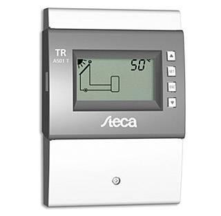 Regulace teplotního rozdílu Steca TR A501T