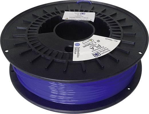 Vlákno pre 3Dtlačiarne, German RepRap 100426, PLA plast , 1.75 mm, 750 g, zamatovo modrá