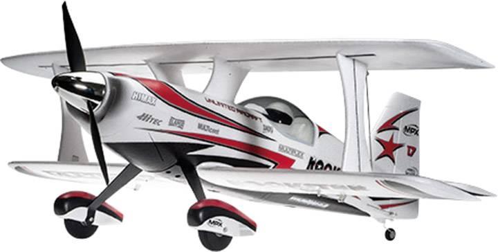 RC model motorového lietadla Multiplex Rockstar 264278, rozpätie 1050 mm