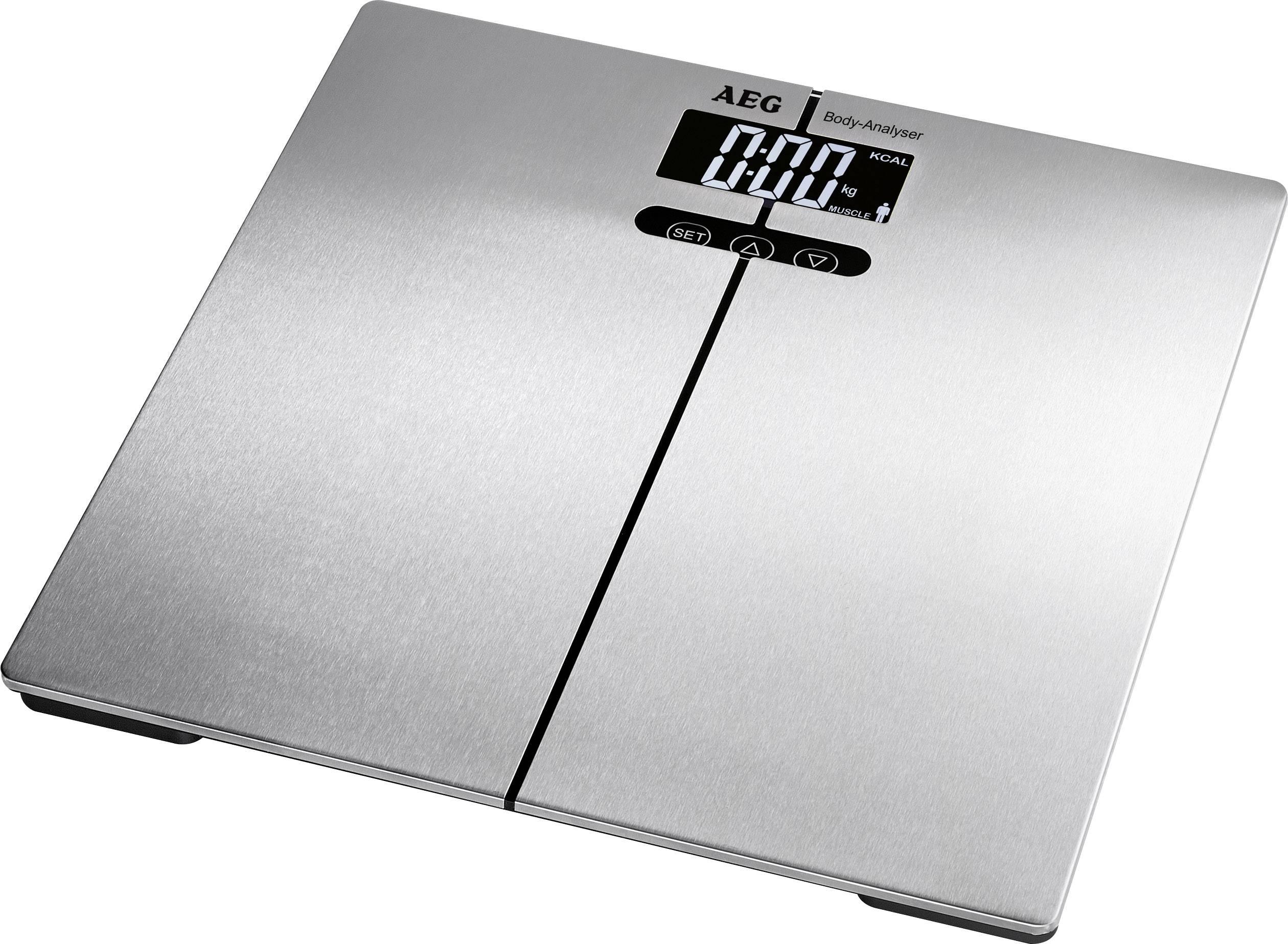 Analyzační váha AEG PW 5661 FA, stříbrná