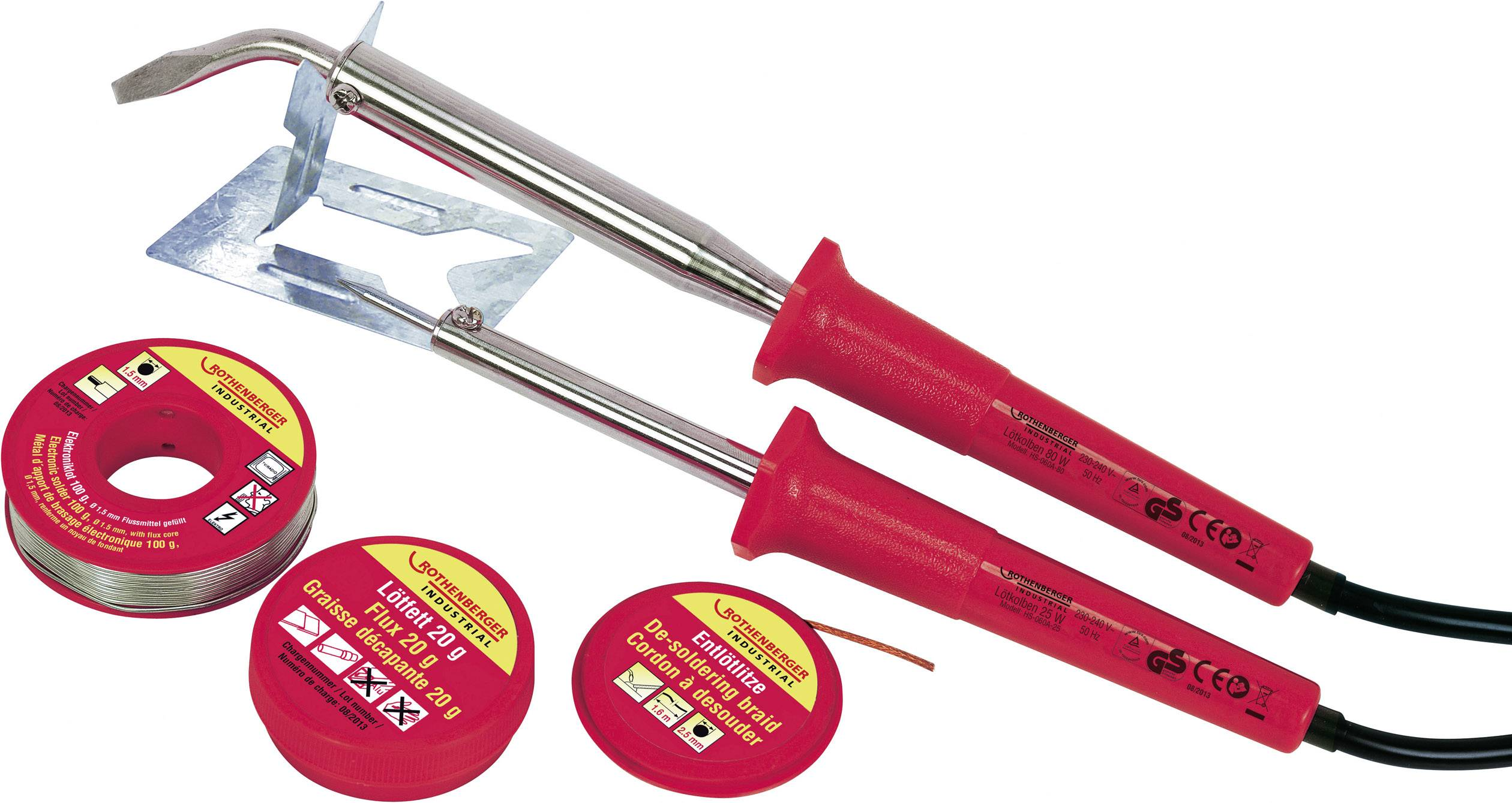 Spájkovací materiál 230 V 25 W, 80 W Rothenberger Industrial 35060