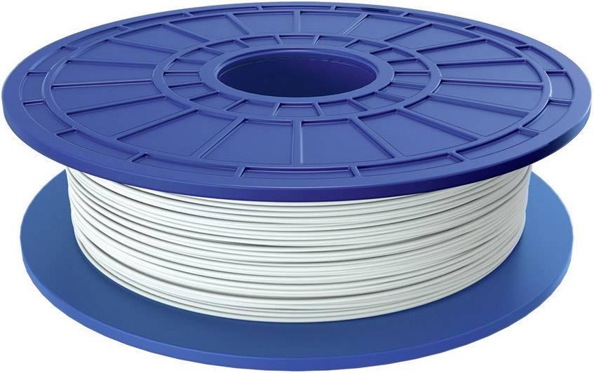 Vlákno pro 3D tiskárny Dremel 26153D01JA, PLA plast, 1.75 mm, 0.5 kg, bílá
