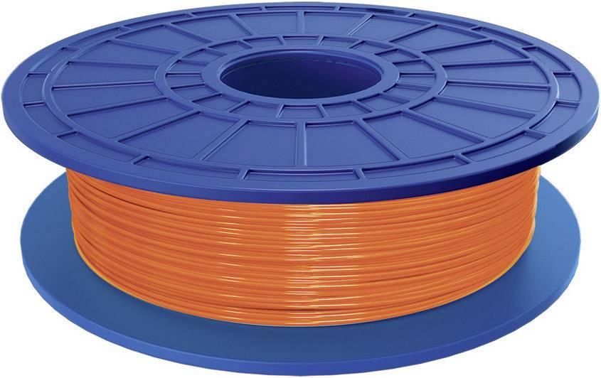 Vlákno pro 3D tiskárny Dremel 26153D04JA, PLA plast, 1.75 mm, 0.5 kg, oranžová