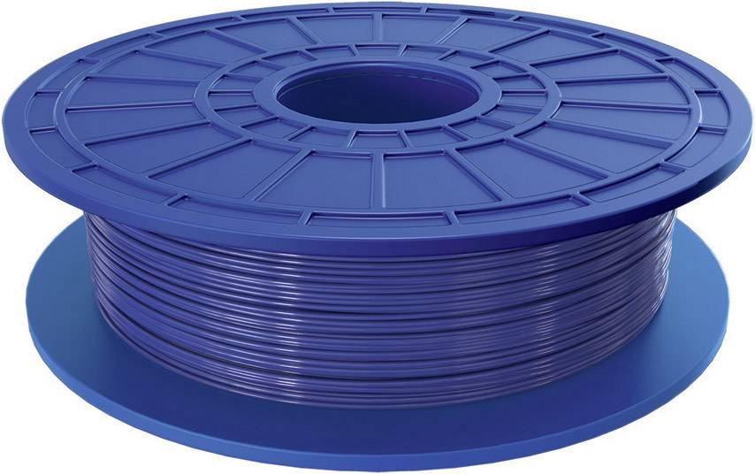 Vlákno pro 3D tiskárny Dremel 26153D06JA, PLA plast, 1.75 mm, 500 g, modrá