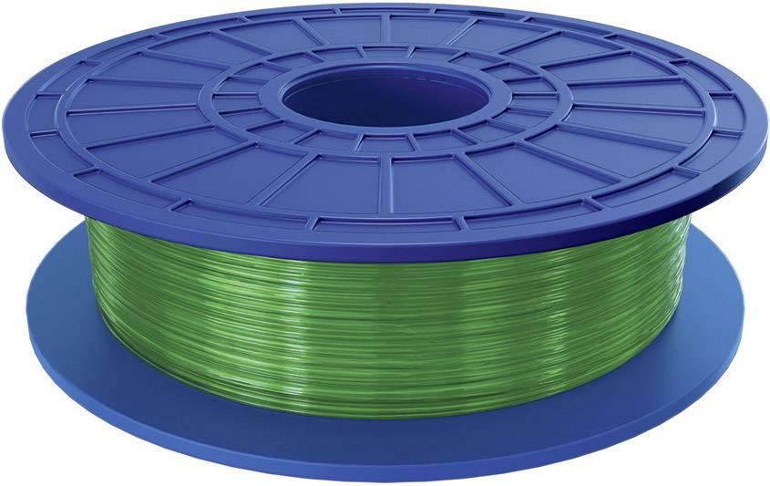 Vlákno pro 3D tiskárny Dremel 26153D07JA, PLA plast, 1.75 mm, 500 g, zelená