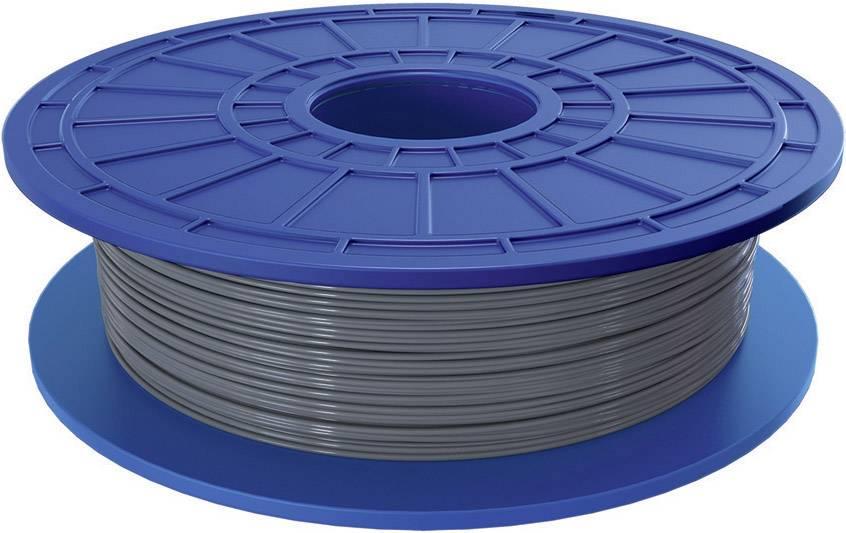 Vlákno pro 3D tiskárny Dremel 26153D50JA, PLA plast, 1.75 mm, 500 g, stříbrná