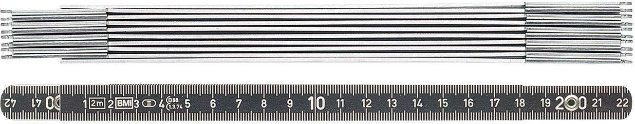 Skladacímeter 2 m BMI 961200044 S 961200044 S, kov