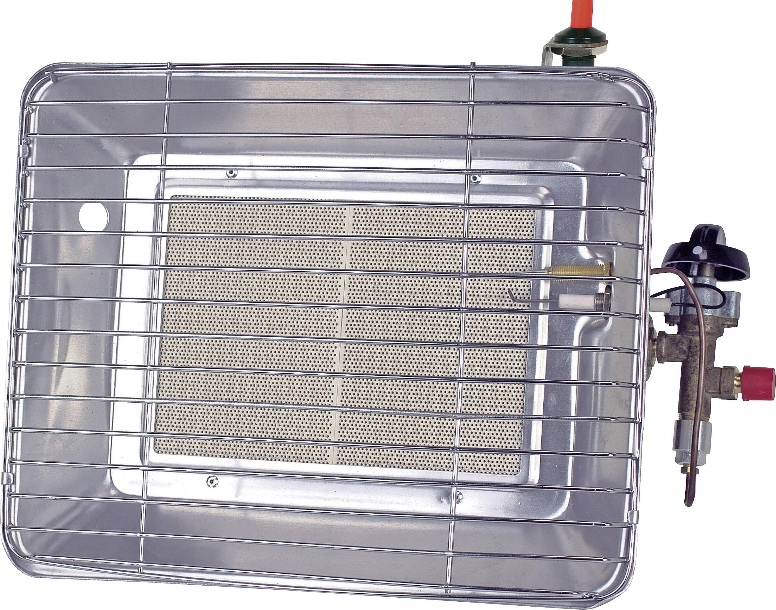 Terasový plynový zářič Rothenberger Industrial 35985, 4,2 kW, piezo