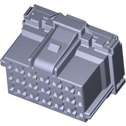 Zásuvkové púzdro na kábel TE Connectivity MCP 8-968974-1, 36 mm, pólů 18, 1 ks