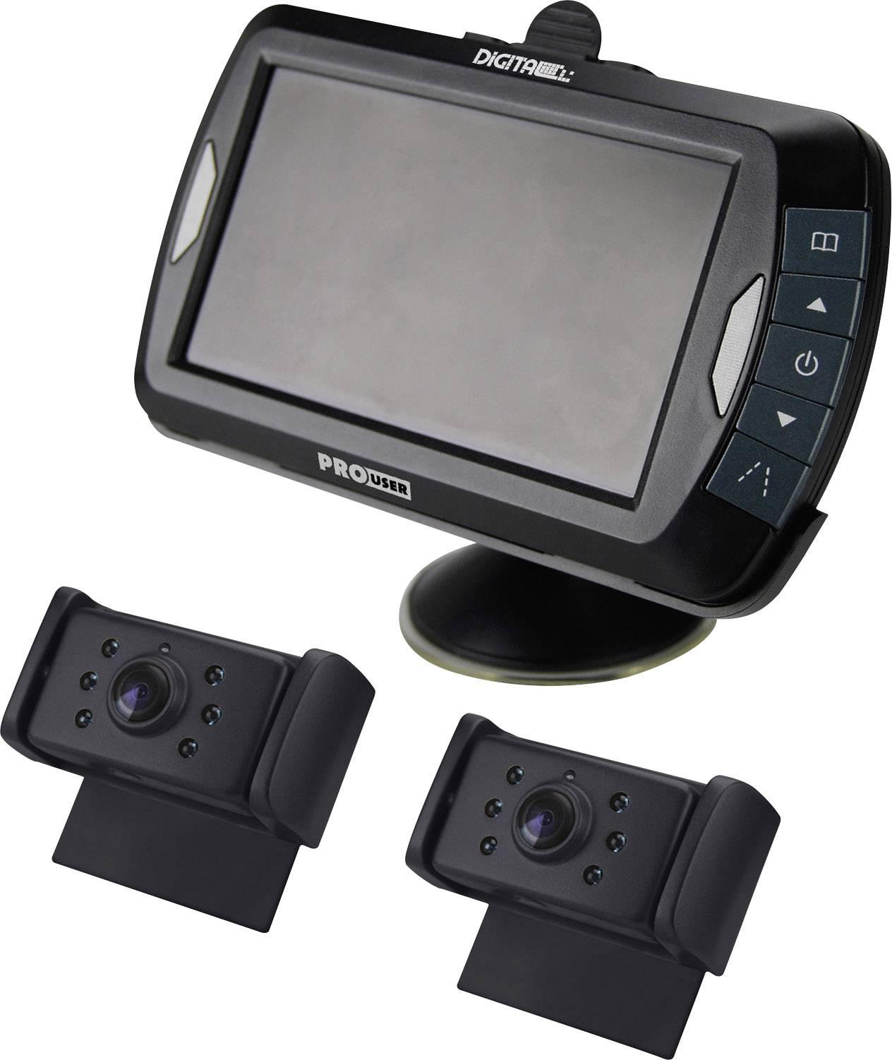 Bezdrôtový cúvací videosystém ProUser DRC4320