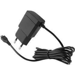 USB nabíjačka HN Power HNP11-MicroUSBV2-BL, 2100 mA, čierna