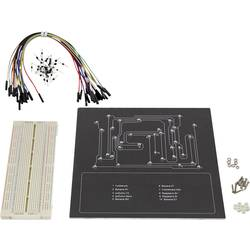 Startovací sada s nepájivým kontaktním polem Joy-it Breadboard Set für alle Raspberry, Arduino 1 ks