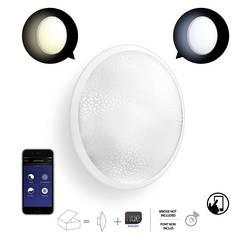Nástěnné svítidlo Philips Lighting Hue Phoenix, pevně vestavěné LED, 9 W, teplá bílá, studená bílá, denní světlo