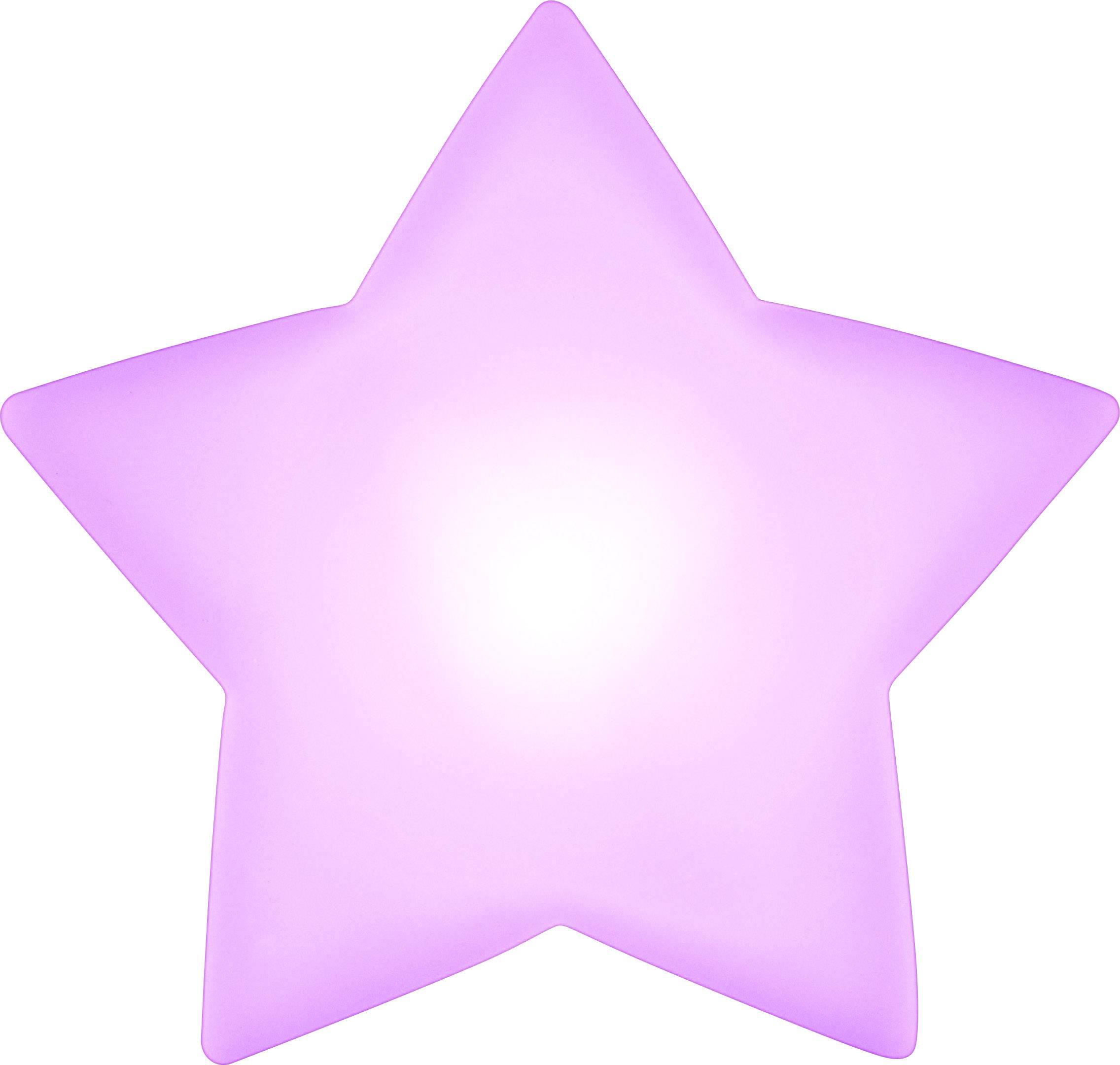 Stolný LED hviezdička Polarlite LBA-51-012, na batérie, RGB