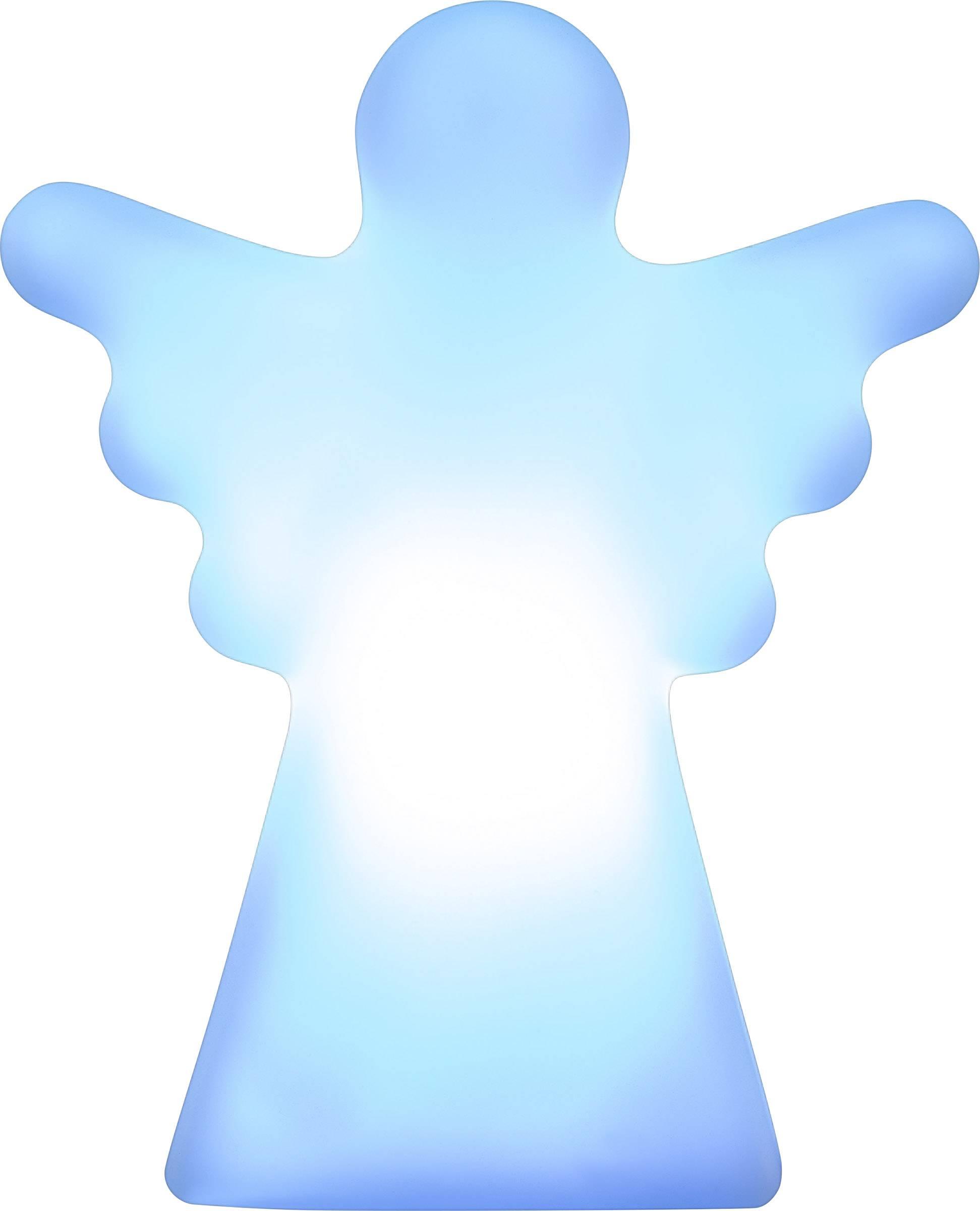 Stolní LED andělíček Polarlite LBA-51-014, na baterie, RGB