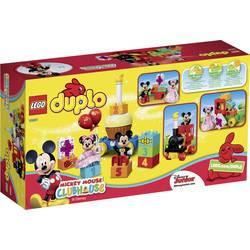 LEGO® DUPLO® 10597 Mickey & Minnie Geburtstagsparade