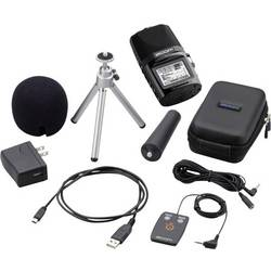 Přenosný audio rekordér Zoom H2n Bundle APH-2n, černá