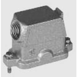 Pouzdro konektoru TE Connectivity HIP.10/24.STS.1.M25.G 1106436-2, IP68, stříbrnošedá, 1 ks